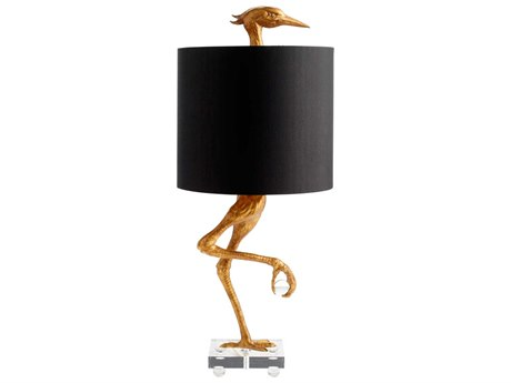 Cyan Design Ibis Ancient Gold Table Lamp C305206
