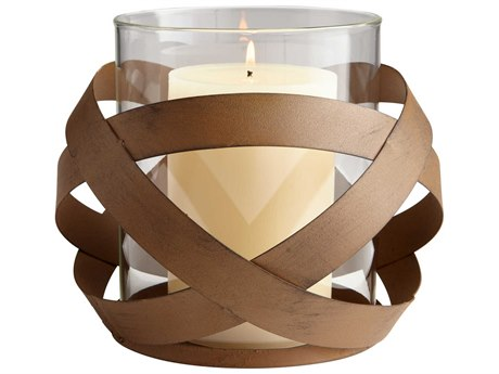 Cyan Design Infinity Copper Candle Holder C306213