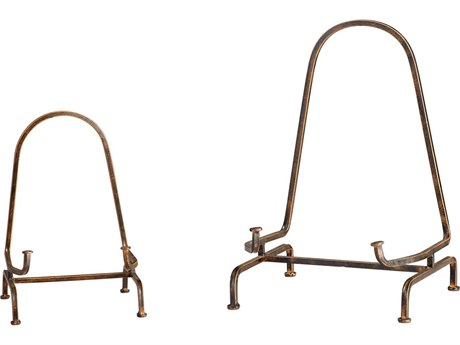 Cyan Design Jessica Rustic Bronze Easel Stand Rack C305050
