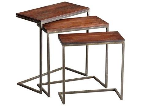 Cyan Design 27.75 x 14.25 Rectangular Jules Nesting Table C305232