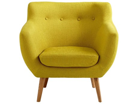 Cyan Design Lime Green Accent Chair C306326