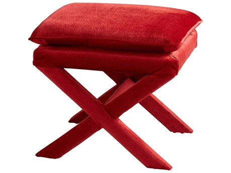 Cyan Design Red Otto Stool C306330