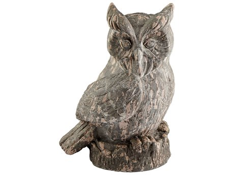 Cyan Design Owlet Washed Ebony Sculpture C307943
