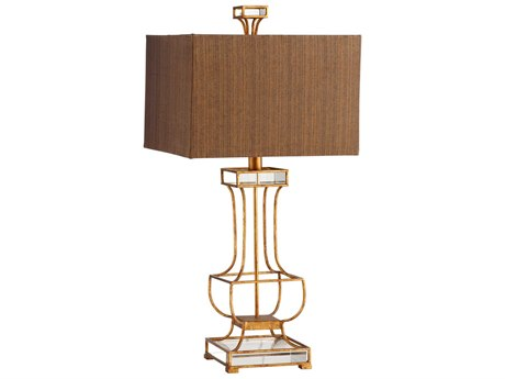 Cyan Design Pinkston Gold Leaf Table Lamp C305203