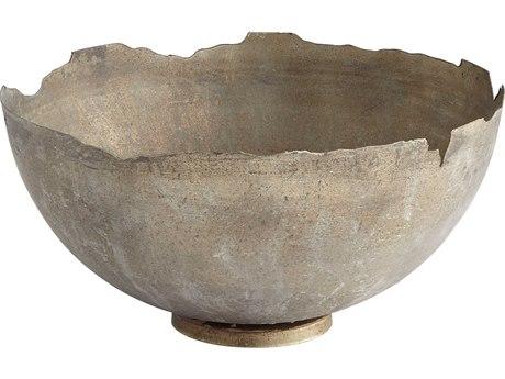 Cyan Design Pompeii Whitewashed Large Bowl C307960