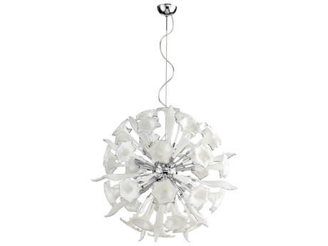 Cyan Design Remy White 16-Light Pendant C305726