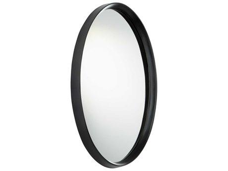 Cyan Design Rimrock Industrial Grey 16''W x 29''H Oval Wall Mirror C308128