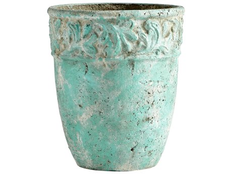 Cyan Design Rome Antique Green Small Planter C309606