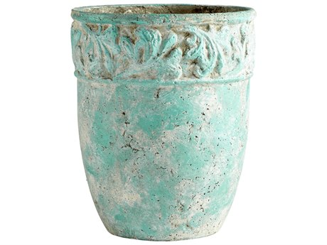 Cyan Design Rome Antique Green Large Planter C309607