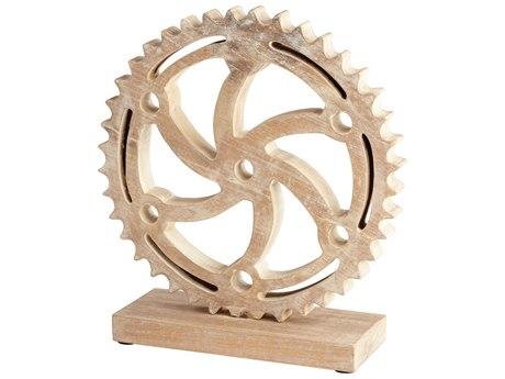 Cyan Design Rottari Bleached Reclaimed Wood Sculpture C307156