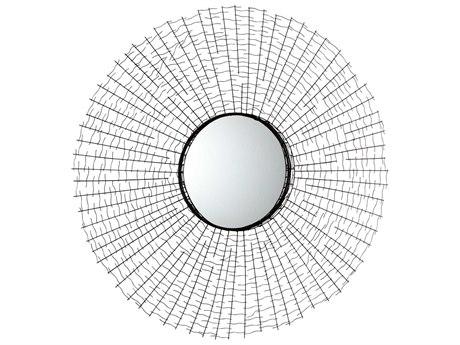 Cyan Design Roxie 39 x 39 Graphite Wall Mirror C305153