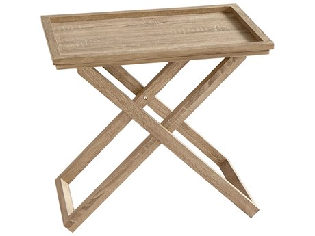 Cyan Design Savannah Oak Veneer 26''L x 16''W Rectangular End Table C308694