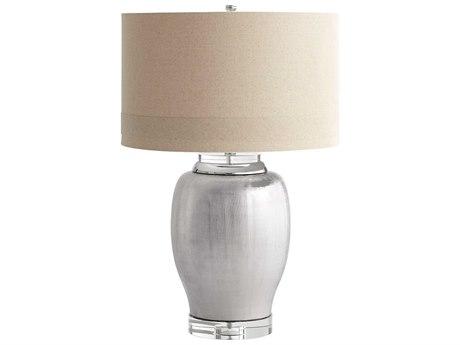 Cyan Design Satin Chrome Radiance Table Lamp C306316
