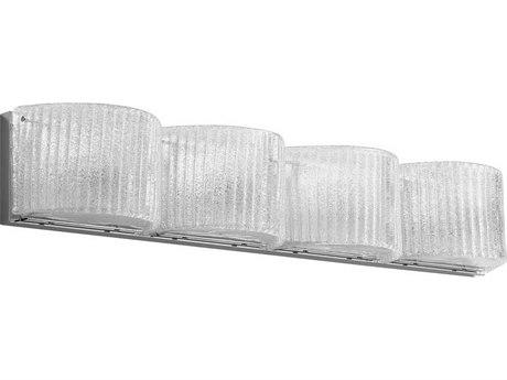Cyan Design Glacial Drift Chrome Four-Light Vanity Light C38847