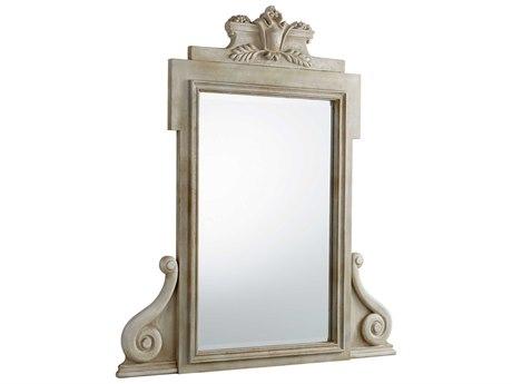 Cyan Design Victory Rustic Ash 51''W x 57''H Wall Mirror C308359