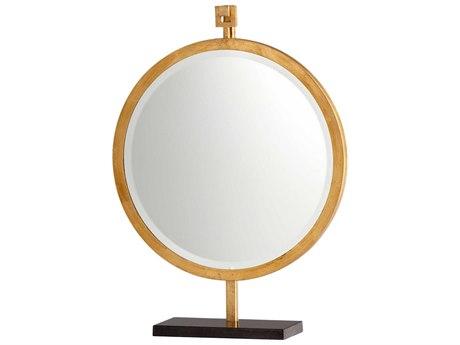 Cyan Design Westwood 18 x 24 Gold Leaf Dresser Mirror C305275