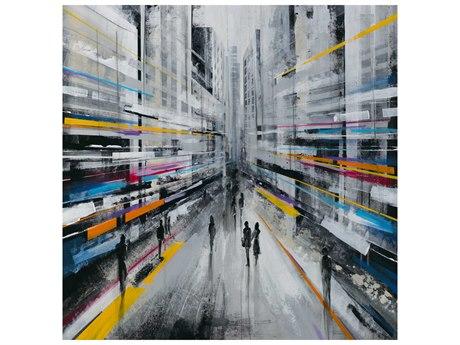 Daleno City Life Wall Art