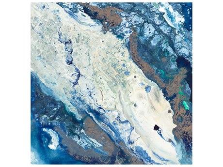 Daleno Drag the River I Wall Art DALDRS11992424XG