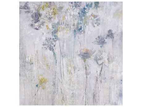 Daleno Floating Florals Wall Art