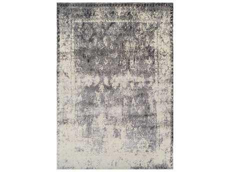 Dalyn Antiquity Rectangular Grey Area Rug