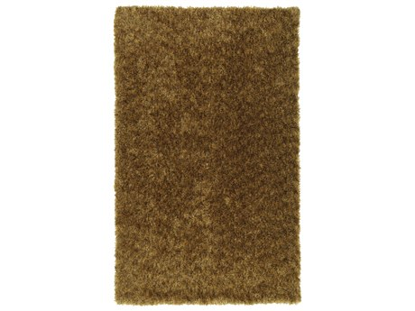 Dalyn Cabot Gold Rectangular Area Rug