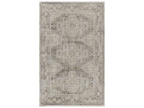 Dalyn Fresca Taupe / Putty Ivory Chocolate Mocha Gold Copper Rectangular Area Rug