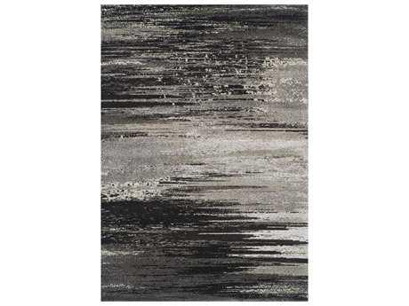 Dalyn Modern Greys Rectangular Pewter Area Rug DLMG5993PEWTER