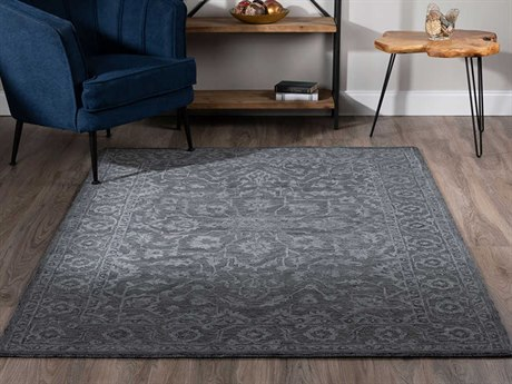 Dalyn Korba Midnight Rectangular Area Rug