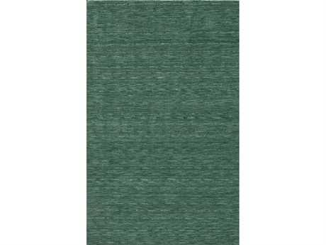 Dalyn Rafia Rectangular Emerald Area Rug DLRF100EMERALD