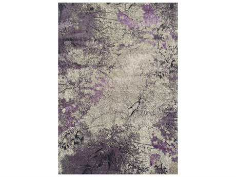 Dalyn Rossini Rectangular Orchid Area Rug DLRS2060ORCHID