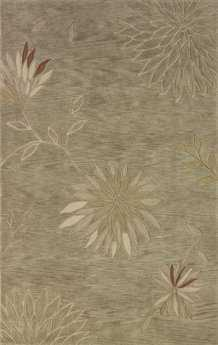 Dalyn Studio Rectangular Aloe Area Rug