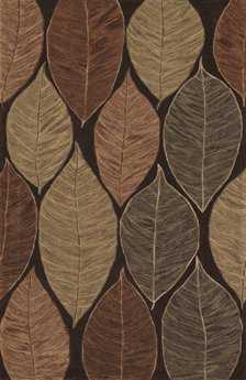 Dalyn Studio Rectangular Chocolate Area Rug