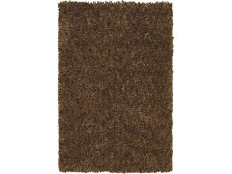 Dalyn Utopia Rectangular Fudge Area Rug DLUT100FUDGE
