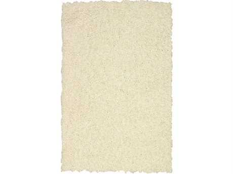 Dalyn Utopia Rectangular Snow Area Rug DLUT100SNOW
