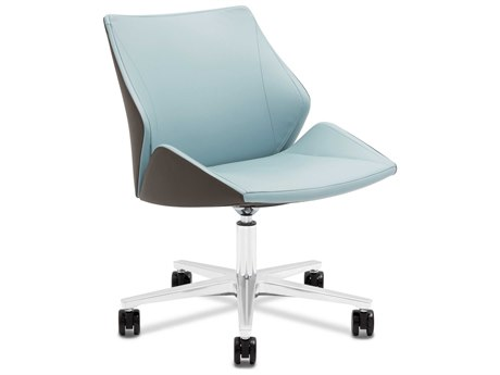 Dauphin 4+ Swivel Conference Chair with 5 Star Base DAUFP7061CST