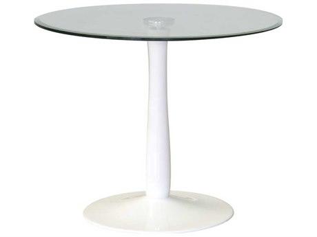 Dauphin Ambit Round Pedestal Table DAUAMOHLH