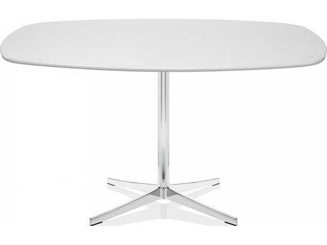 Dauphin Axium 48''L x 30''W Rectangular Occasional Height / Lounge Height Table DAUAX4830SHOHLH