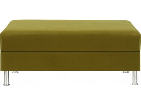 Dauphin Cotty Bench with Egbert Feet DAUCY8166EGBERT