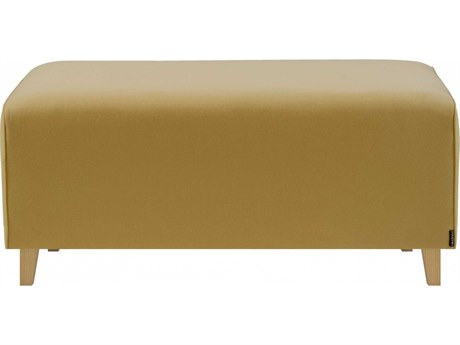 Dauphin Cotty Bench with Sidney Feet DAUCY8166SIDNEY