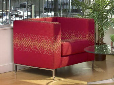 Dauphin Cubitt Lounge Accent Chair