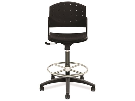 Dauphin Eddy Swivel & Tilt Medium Desk Chair DAUED4400660