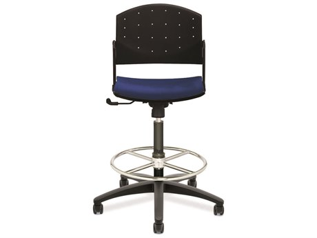 Dauphin Eddy Swivel & Tilt Medium Desk Chair DAUED4410660