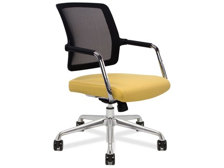 Dauphin Logan Swivel Raised Back Desk Chair DAULN81800