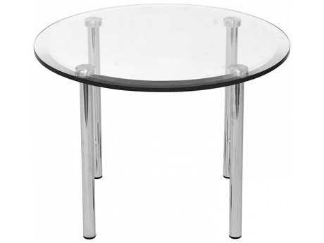 Dauphin Tiffany 20'' Wide Round End Table