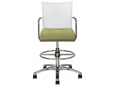 Dauphin Visita Swivel Desk Tall Stool DAUVI2240T