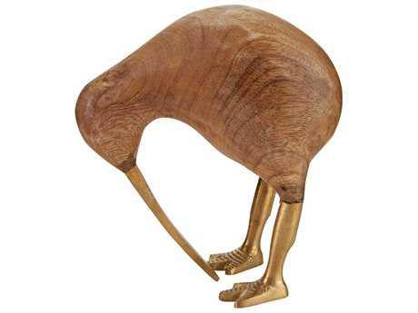 Dimond Home Wood & Brass Kiwi LS985041