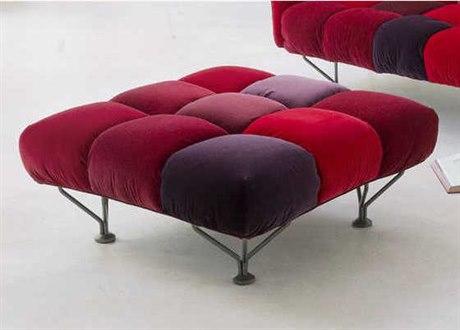 Driade Cuscini Velvet Ottoman DRH87630O
