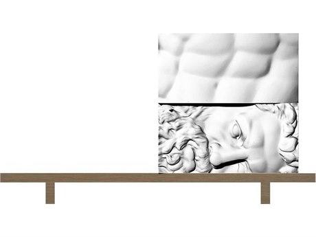 Driade Ercole E Afrodite 80.7'' x 23.3'' Composition 4 Cabinet DRHERCOLECABINET4
