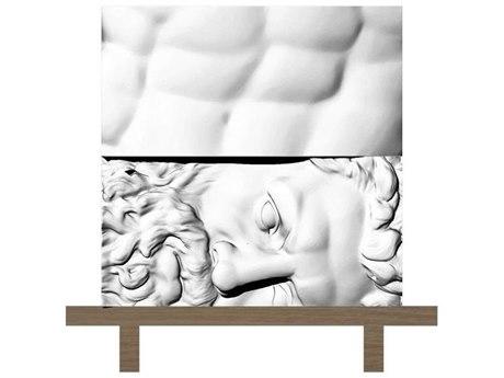 Driade Ercole E Afrodite 44'' x 23.6'' Composition 8 Cabinet