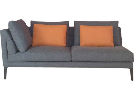 Driade Megara Corner Left-Facing Sofa
